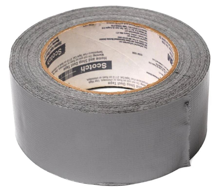 šedá lepicí páska