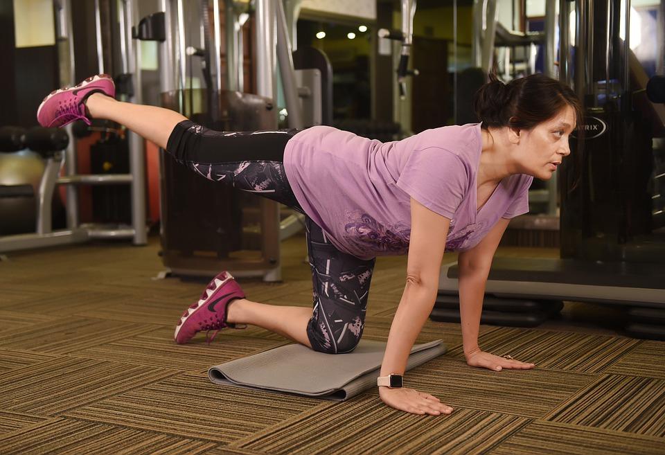 Nucené cvičení
