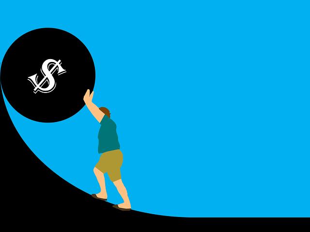 koule dluhů