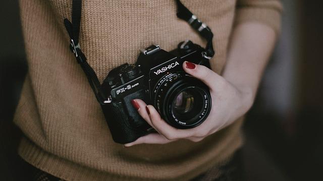 fotoaparát yashica