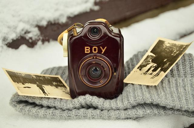 fotoaparát boy