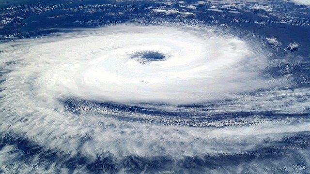 tropický cyklón catarina
