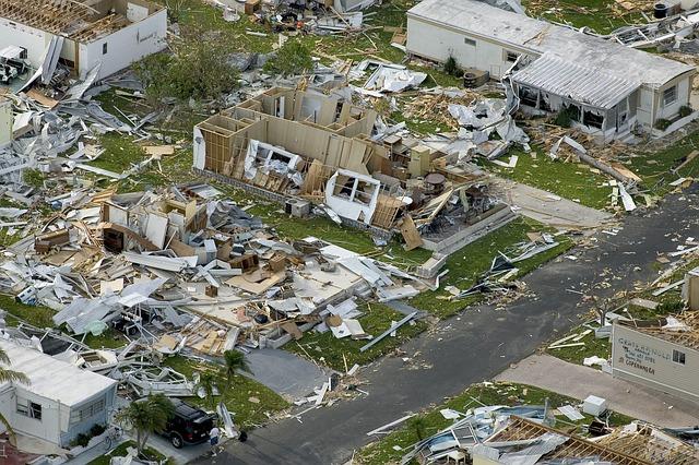 zkáza po hurikánu